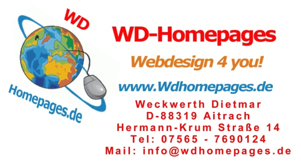 Firma WD-Homepages